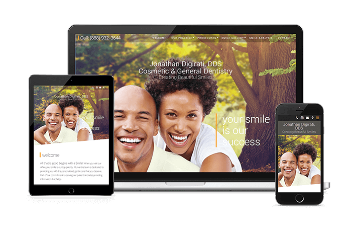 Mobile-Friendly Dental Websites for Today's Dentists
