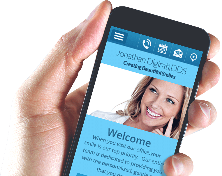 Responsive Dental Website Design Keeps Your Site Mobile Friendly