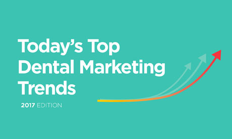 Today's Top Dental Marketing Trends Infographic