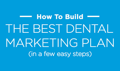 Build the Best Dental Marketing Plan Infographic