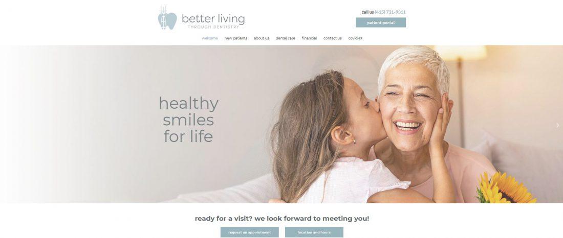 Better Living Through Dentistry